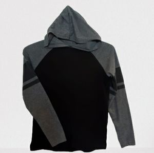 Boys l/s Hooded Top